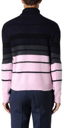 Raf Simons High neck sweater