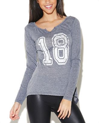 Wet Seal 18 Notch Neck Tunic