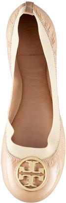 Tory Burch Caroline Patent Ballerina Flat