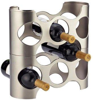 Umbra Napa Wine Rack Nickel