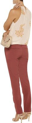 A.L.C. Ziff stretch-wool slim-leg pants