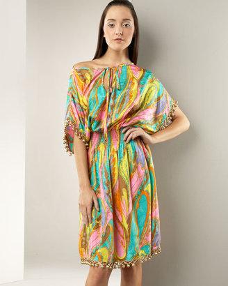 Milly Paisley Marrakesh Dress