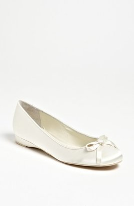 Women's Menbur 'Bridal' Flat $112.95 thestylecure.com