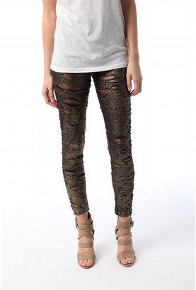 Sparkle & Fade Metallic Legging