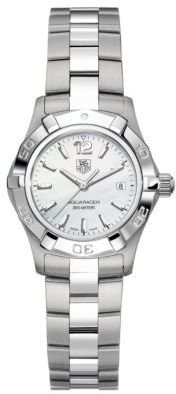 Tag Heuer Ladies' Aquaracer Mother-of-Pearl Dial Watch