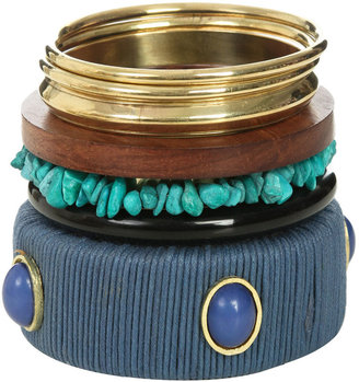 Arden B Novelty Bangle Set