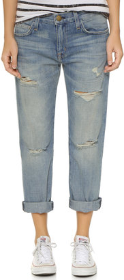 Current/Elliott The Boyfriend Jeans $229 thestylecure.com