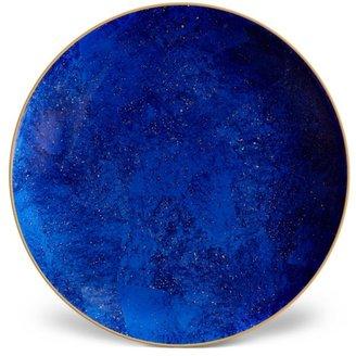 L'OBJET 24K Gold-Trimmed Porcelain Platter