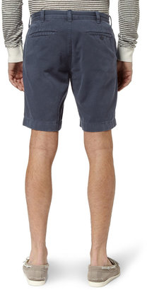 "J.Crew 9"" Stanton Cotton-Twill Shorts"