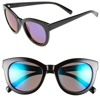 A. J. Morgan A.J. Morgan A.J Morgan 'Hatch' 50mm Sunglasses