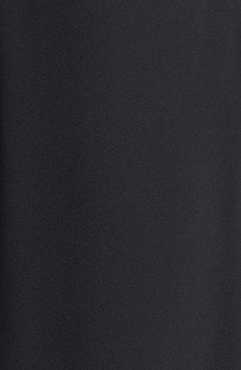 Halogen Chest Inset Sleeveless Blouse (Regular & Petite)