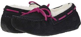 UGG Dakota (Toddler/Little Kid/Big Kid) (Raven) Kids Shoes