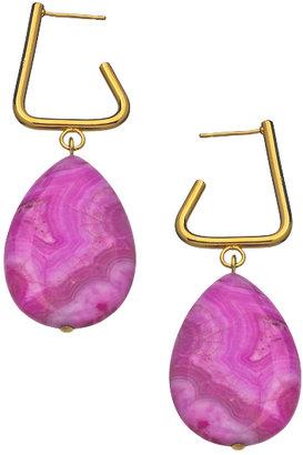K. Amato Stone Drop Earrings
