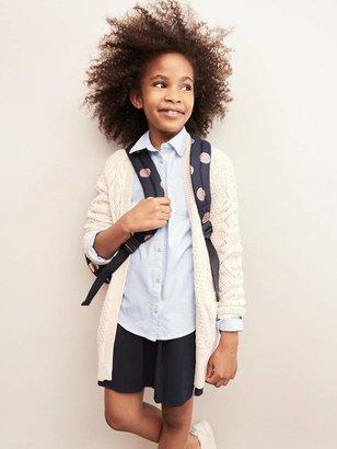 Gap Knit schoolgirl skirt