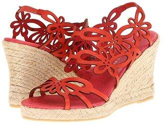 Eric Michael Jillian (Red) Women's Wedge Shoes