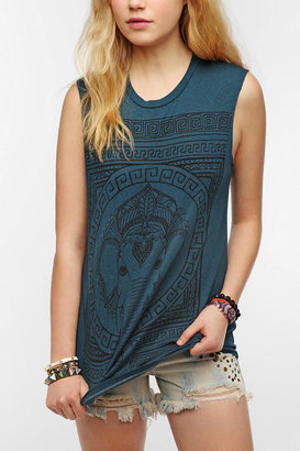 Urban Outfitters Title Unknown Ancient Majestic Muscle Tee