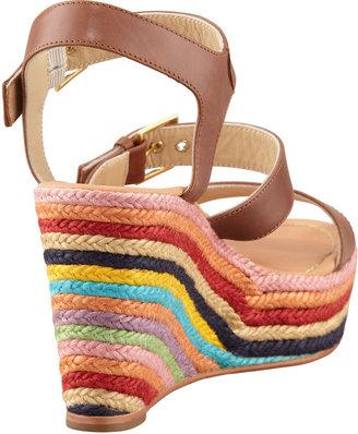 Kate Spade Darla Mid-Wedge Sandal