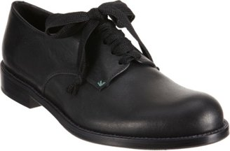 Henry Cuir Round Toe Oxford