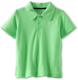 Nike Pique Polo (Toddler) (Poison Green) - Apparel