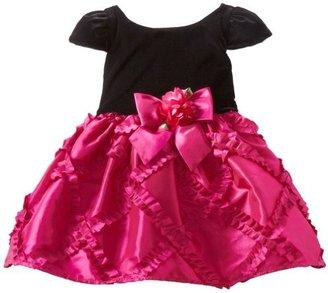 Sweet Heart Rose Girls 2-6X Soutache Special Occasion Dress