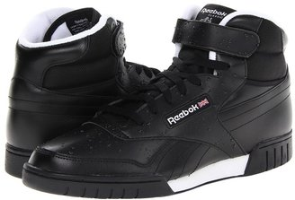 Reebok Ex-O-Fit Plus Hi R13 (Rain/Black/White) - Footwear