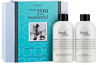 Philosophy 'I Think You Are Wonderful' Set $26 thestylecure.com