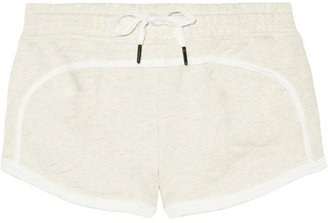 adidas by Stella McCartney Cotton-jersey shorts