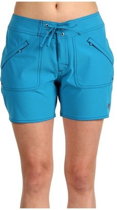 The North Face Apex Washoe Short (Baja blue/Deep Water Blue) - Apparel