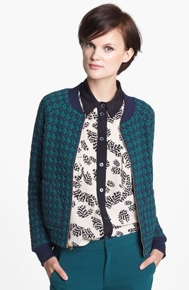 Marc by Marc Jacobs Argyle Bomber Jacket