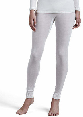 Hanro Silk Leggings $145 thestylecure.com