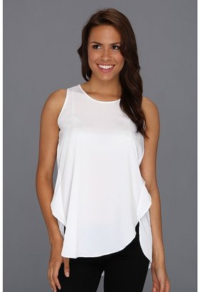 Kenneth Cole New York - Zahara Blouse (White) - Apparel