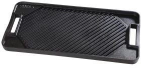 Chefs Cast-Iron Reversible Grill/Griddle