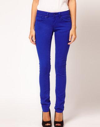 Asos Skinny Jean in Bright Blue #4