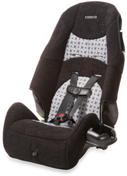 Cosco High-Back Booster Car Seat (Windmill)