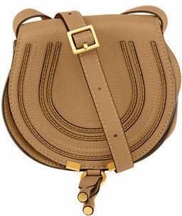 76c9d9e9acec5 Chloé Marcie Small Leather Crossbody Bag