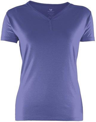 White Sierra Taroko V-Neck Shirt (For Women)