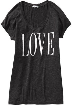 Old Navy Women's Dolman-Sleeve Graphic Tees
