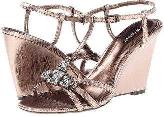 Calvin Klein Callison (Bronze Metallic Tumbled) - Footwear