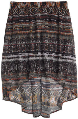 Delia's Ethnic High-Low Skirt