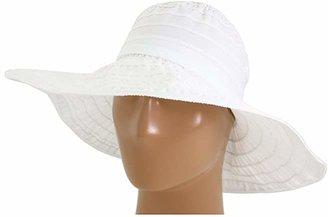 San Diego Hat Company RBL4770 Crushable Ribbon Floppy Sun Hat
