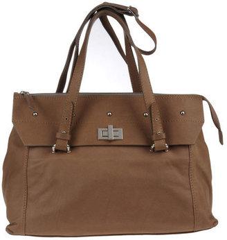 Parentesi Medium leather bag