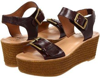 Lucky Brand Gracelynn (Brownstone) - Footwear
