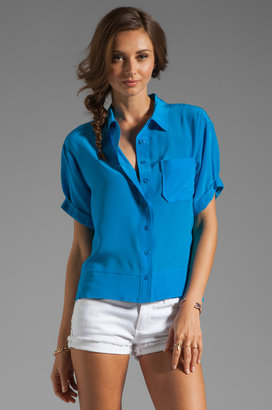 Nanette Lepore Twister Top