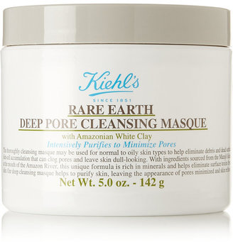 Kiehl's Since 1851 - Rare Earth Deep Pore Cleansing Masque, 142g - one size $26 thestylecure.com