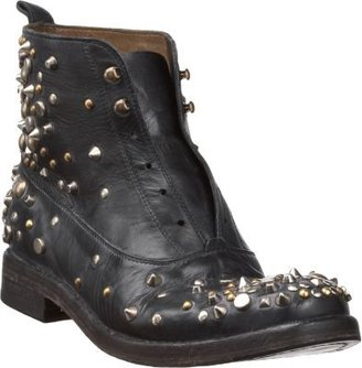Sartore Galaxy Studded Laceless Ankle Boot