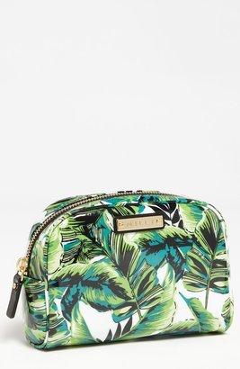 Milly 'Banana Leaf' Cosmetics Case