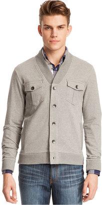 Kenneth Cole Reaction Sweater, Shawl Utility Cardigan