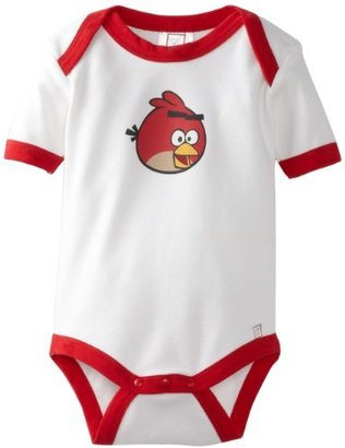 Swaddle Designs Unisex-Baby Newborn 3 Inch Angry Birds Bodysuit