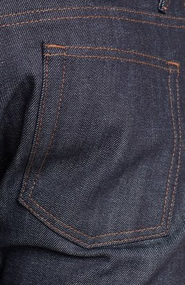 Naked & Famous Denim Men's Weird Guy Slim Fit Raw Jeans