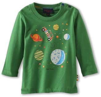 Paul Smith Erwen Shirt (Infant) (Leaf Green) - Apparel